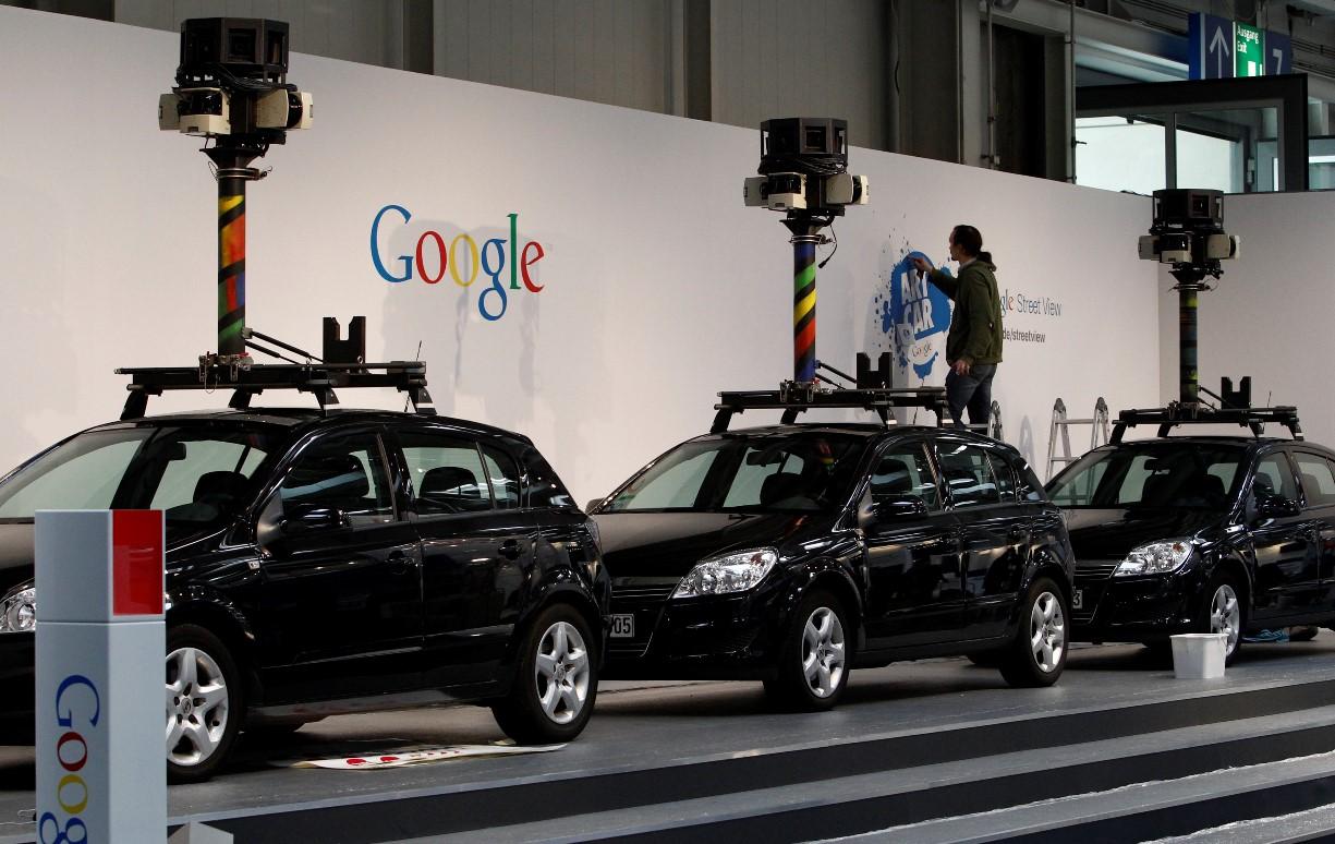 Αυτοκίνητα με οδηγό τη…Google