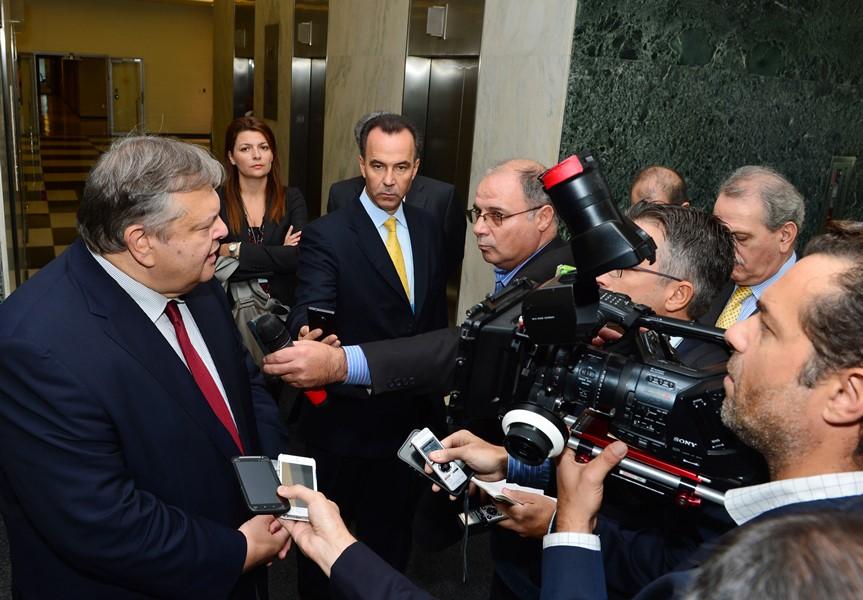 Βενιζέλος: «Στην τελική φάση πριν την έξοδο από την κρίση»