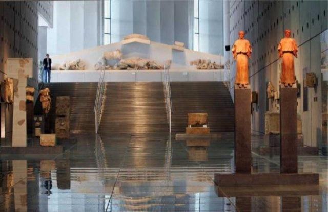 Πέντε χρόνια Μουσείο της Ακρόπολης