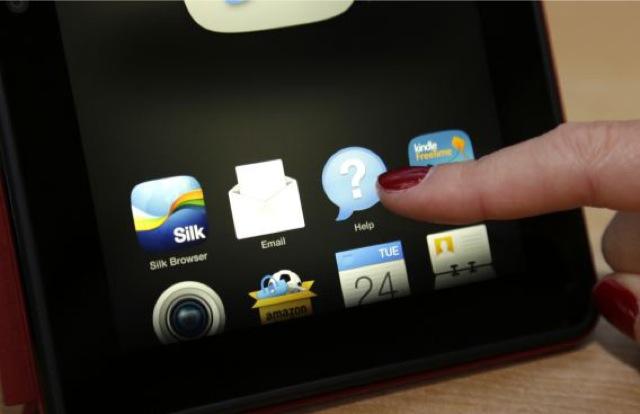 Δωρεάν 24ωρη online τεχνική υποστήριξη για το Kindle Fire HDX