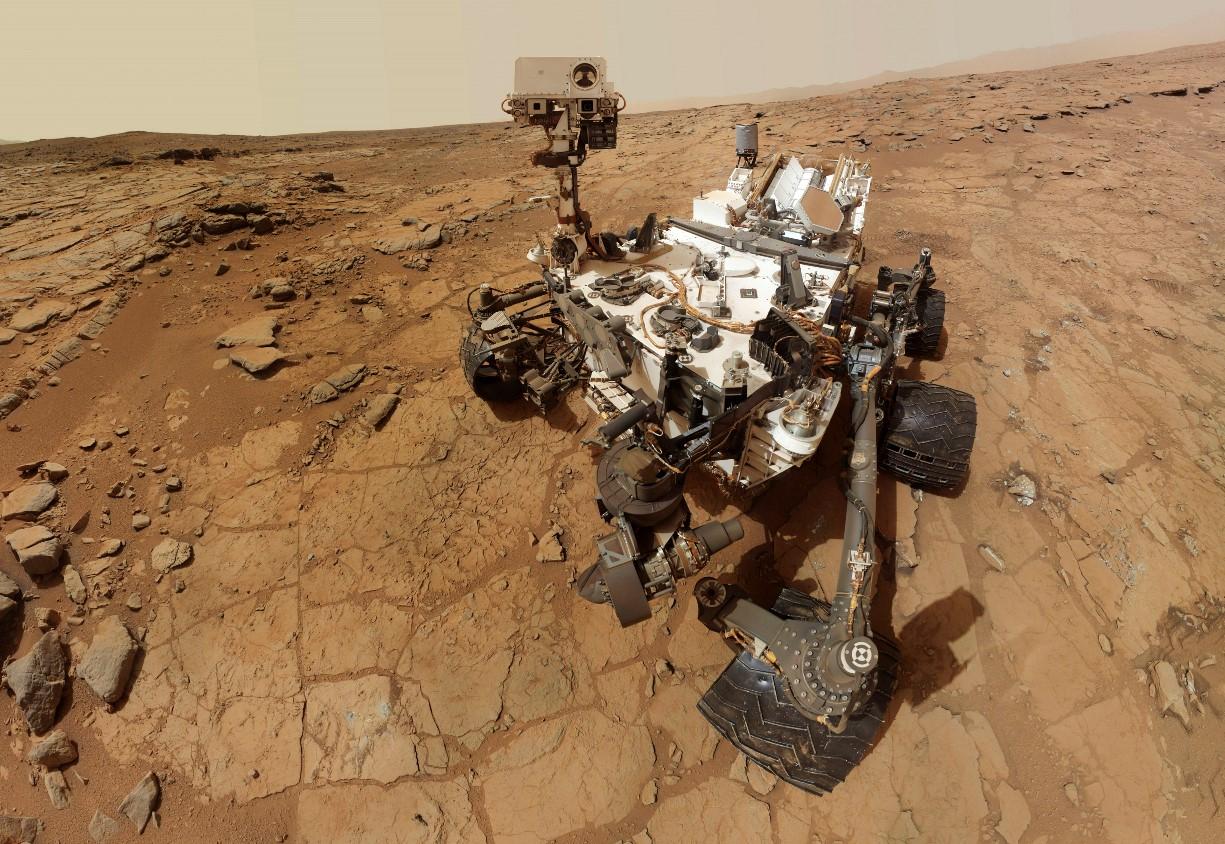 Μόνο άνυδρος δεν είναι ο πλανήτης Άρης