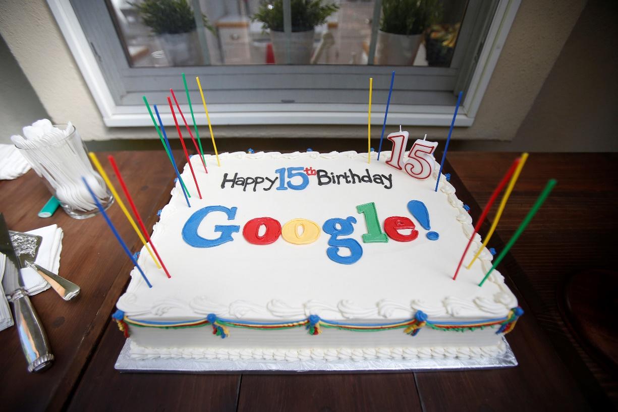 Τα 15 γεγονότα-σταθμοί της Google