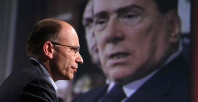 Λέτα: «Ο Μπερλουσκόνι ταπεινώνει την Ιταλία»