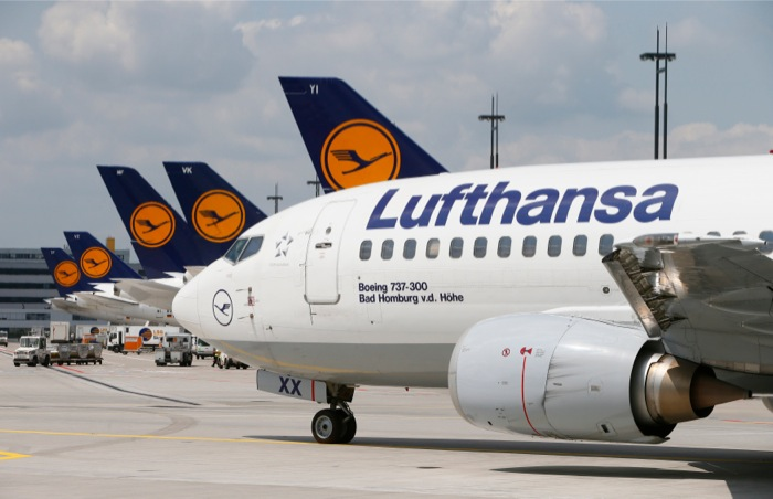 «Ντηλ» 14 δισ. ευρώ από την Lufthansa