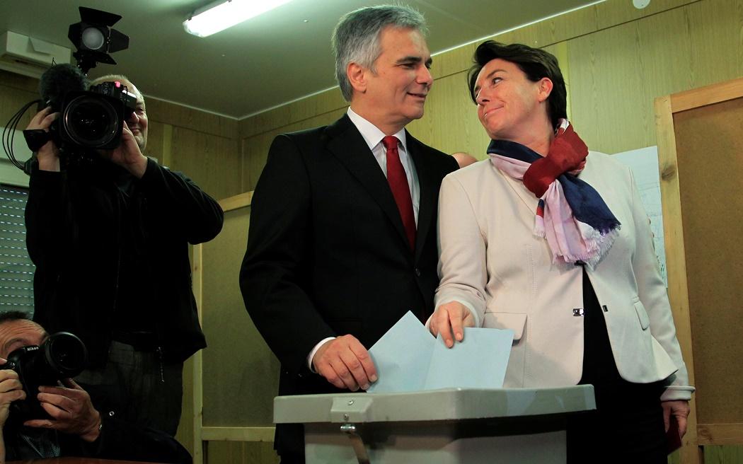 Αυστρία: Νίκησαν οι Σοσιαλδημοκράτες, άνοδος της Ακροδεξιάς