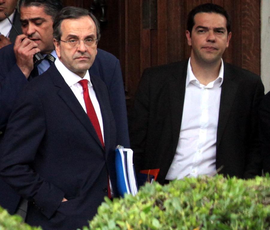 Προβάδισμα ΝΔ έναντι του ΣΥΡΙΖΑ σε νέα δημοσκόπηση