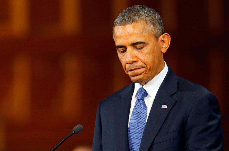 Ομπάμα: «Οι δημόσιοι υπάλληλοι αντιμετωπίζονται σαν σάκος του μποξ»