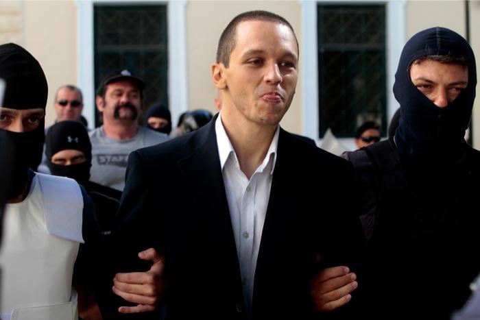 Αρνείται όλες τις κατηγορίες ο Ηλίας Κασιδιάρης