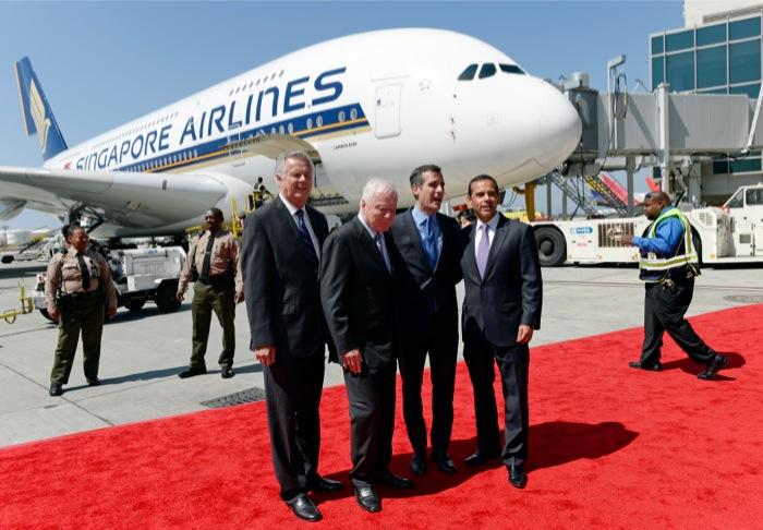 Επιστρέφει στην Αθήνα η Singapore Airlines