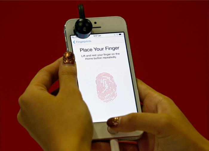 Είναι πράγματι ο σαρωτής αναγνώρισης αφής του iPhone 5s τόσο προηγμένος;