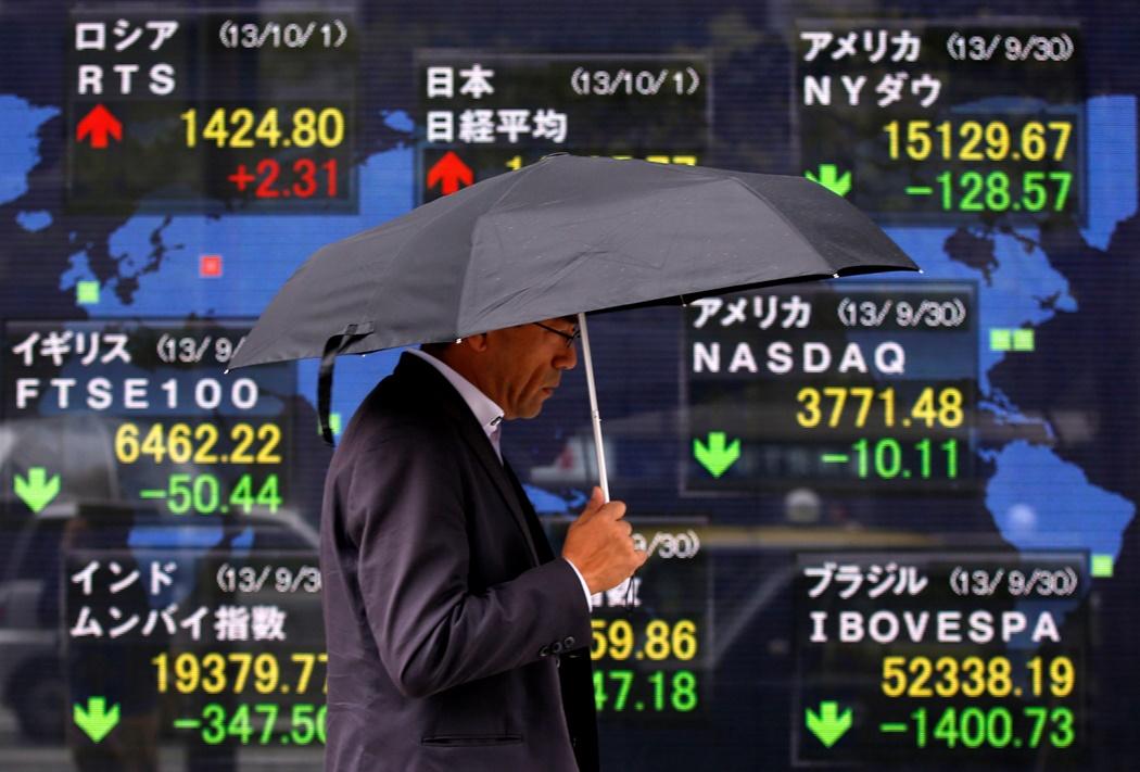 Η Ιαπωνία τρέχει να μαζέψει το χρέος της