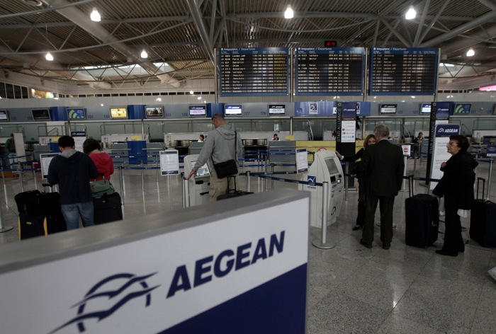 Aegean: Αύξησε την επιβατική της κίνηση κατά 12% τον Ιανουάριο