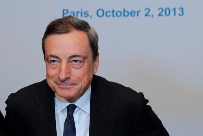 Ντράγκι: «Η οικονομία της Ευρωζώνης βρίσκεται σε τροχιά ανάκαμψης»