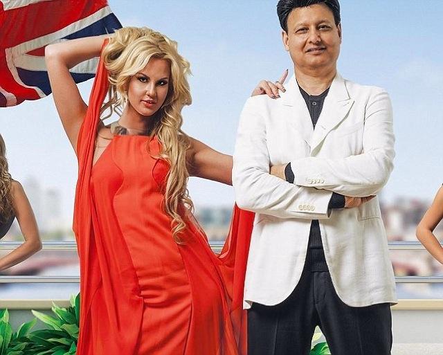 Ο Πακιστανός μεγιστάνας και η…Oυκρανή Lady Gaga!