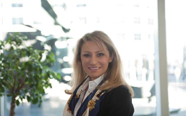 H πρώτη γυναίκα CEO της ΕΛΑΪΣ-Unilever Hellas