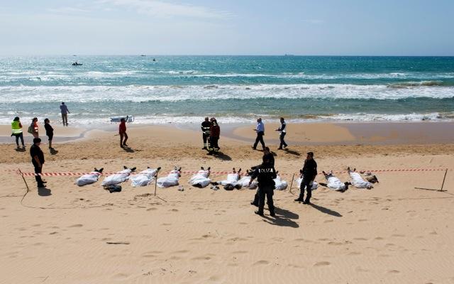 Νέα ναυτική τραγωδία στο νησί Λαμπεντούζα της Ιταλίας