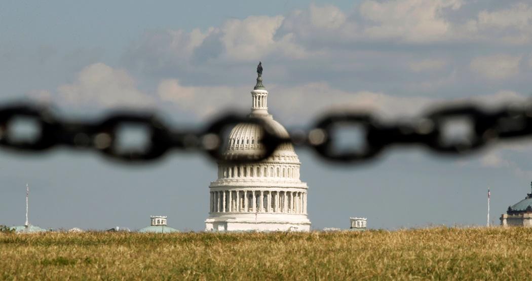ΗΠΑ: Πυροβολισμοί έξω από το Κογκρέσο (βίντεο)