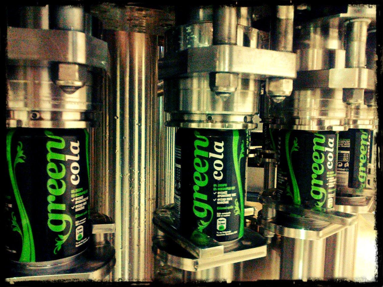 Green Cola: Κάτι περισσότερο από μία ακόμη cola στο ράφι