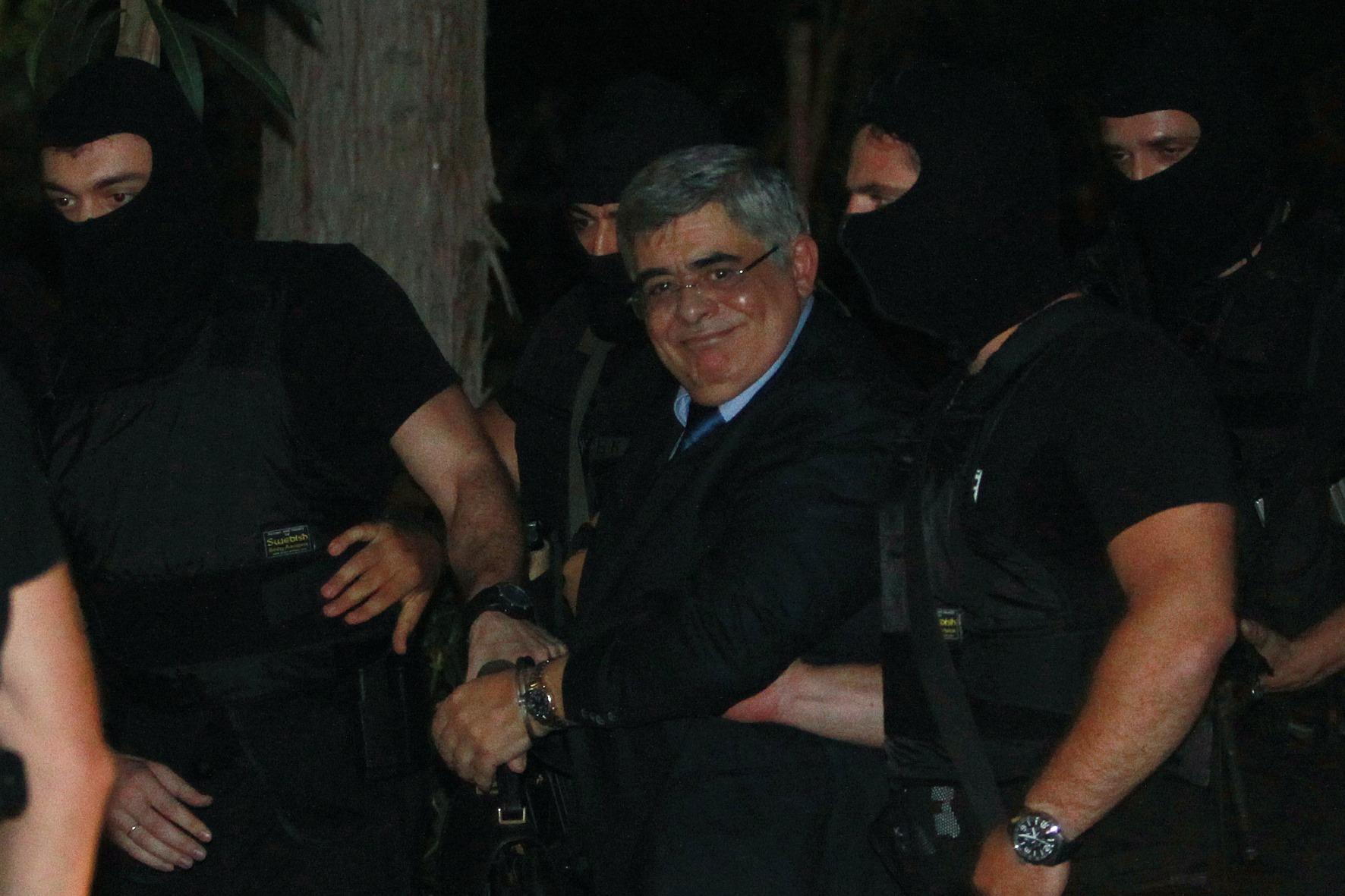 Προφυλακιστέος ο Νίκος Μιχαλολιάκος (βίντεο)