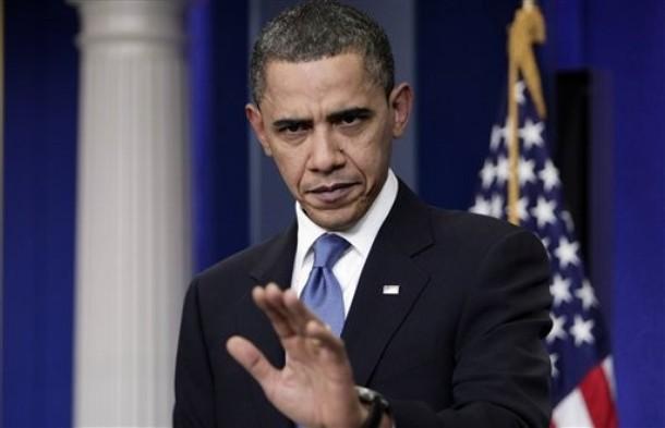«Έξαλλος» ο Ομπάμα με τους Ρεπουμπλικάνους