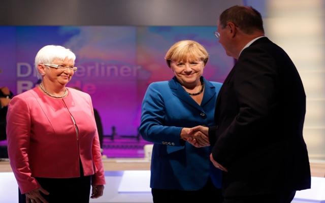 Προς δεύτερο γύρο διαπραγματεύσεων στη Γερμανία