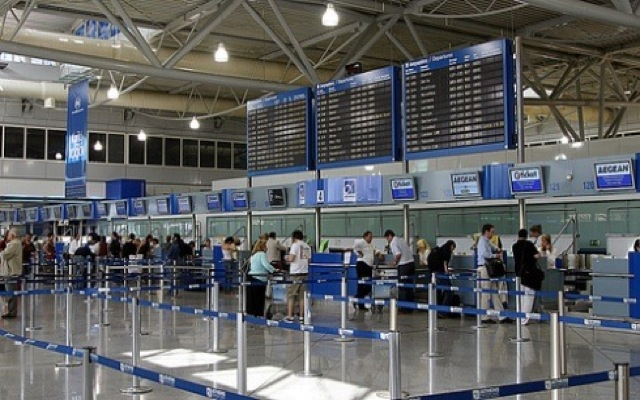 Για τον χειμώνα προετοιμάζεται ο Διεθνής Αερολιμένας Αθηνών
