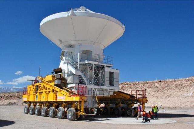 Το μεγαλύτερο τηλεσκόπιο του κόσμου είναι online