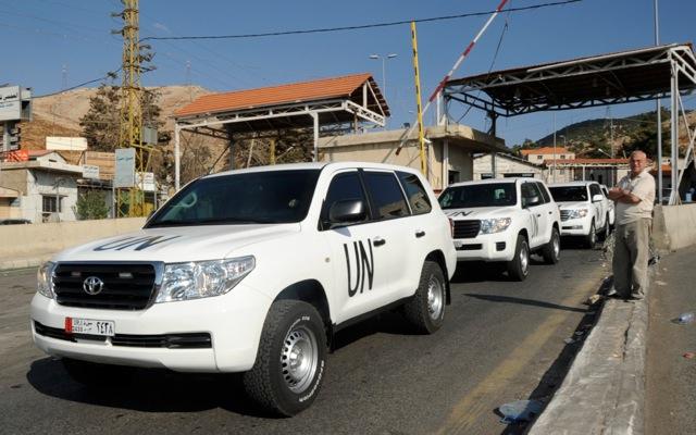 Ξεκίνησε η καταστροφή του χημικού οπλοστασίου στη Συρία