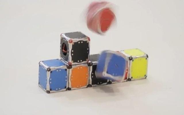 Οι «μαγικοί» κύβοι του ΜΙΤ είναι οι νέοι Transformers;