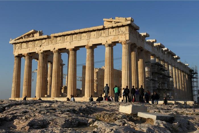 Διεθνής Συνάντηση για την αποκατάσταση των Μνημείων της Ακρόπολης.