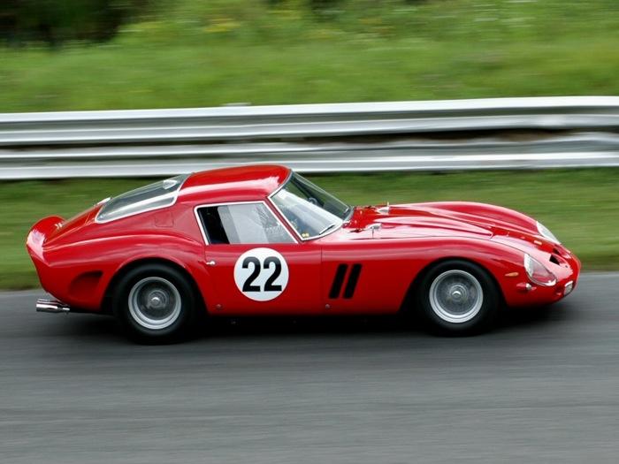 52 εκατ. δολάρια για την συλλεκτική Ferrari 250 GTO