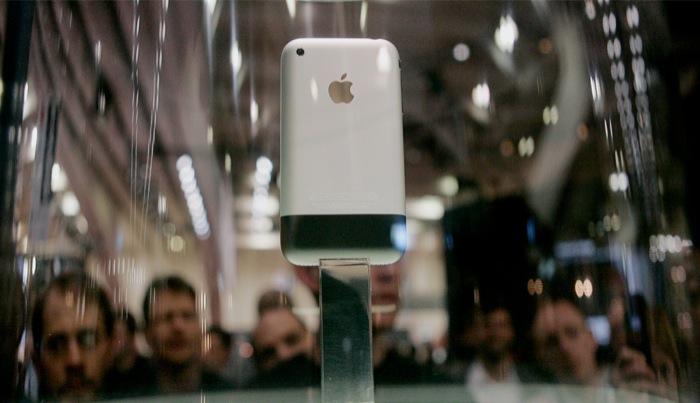 Η ιστορία του iPhone