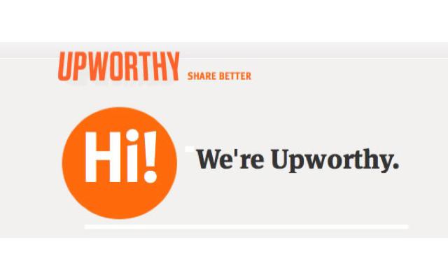 Το Upworthy αντλεί κεφάλαια 8 εκατομμυρίων δολαρίων