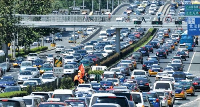 «Κόρνα» στην αγορά αυτοκινήτων της Κίνας