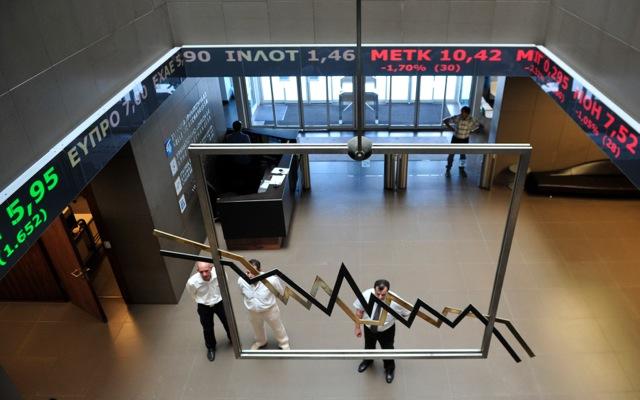 Εισροές 1,9 δισ. από ξένους επενδυτές στο ΧΑΑ