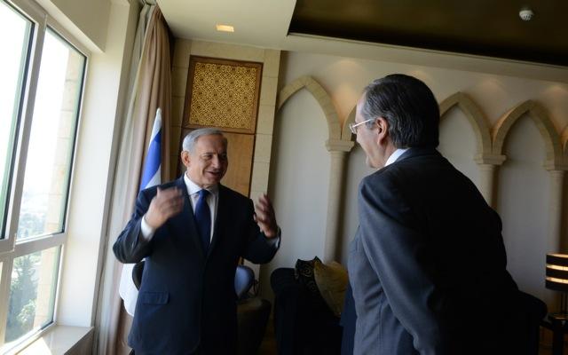 Επενδυτικά σχέδια ύψους 8,5 δισ. στον τομέα της ενέργειας μεταξύ Ελλάδας-Ισραήλ