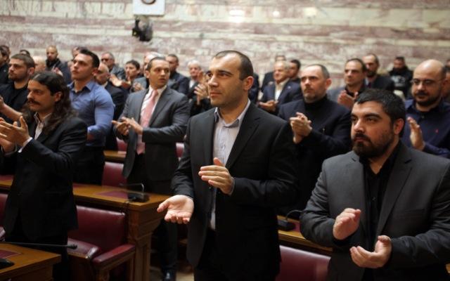 Αύριο στη Βουλή η άρση της ασυλίας των βουλευτών της Χρυσής Αυγής
