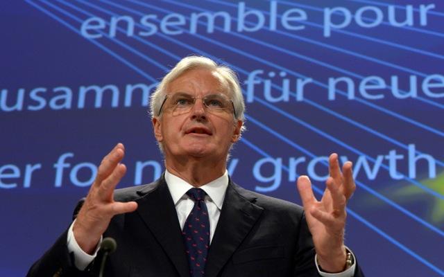 Μπαρνιέ: Προστατευμένες οι καταθέσεις κάτω των 100.000 ευρώ