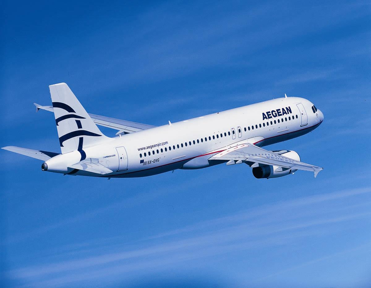 Aegean: Θετικό για τη χώρα και τις αερομεταφορές το βήμα της Ryanair