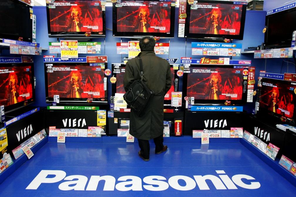 Σταματάει να παράγει «πλάσμα» τηλεοράσεις η Panasonic