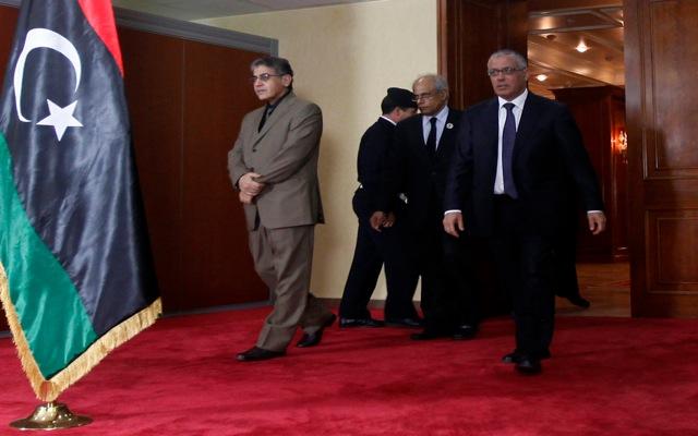 Ελεύθερος αφέθηκε ο πρωθυπουργός της Λιβύης