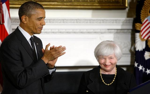 Και επίσημα η πρώτη γυναίκα στο «τιμόνι» της Fed