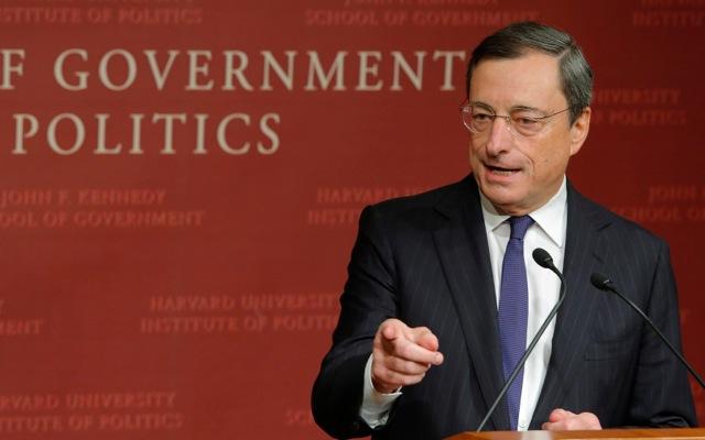 Ντράγκι: Η δέσμευση στο κοινό νόμισμα είναι ισχυρή