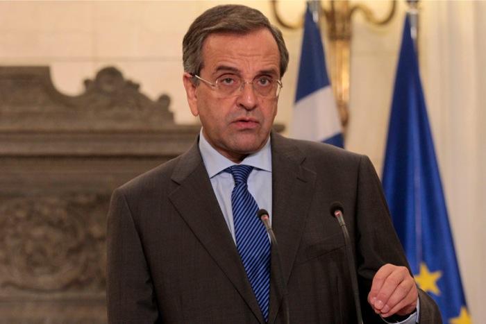Σαμαράς: «Δεν θα επιτρέψουμε φαινόμενα εξτρεμισμού και λαϊκισμού»