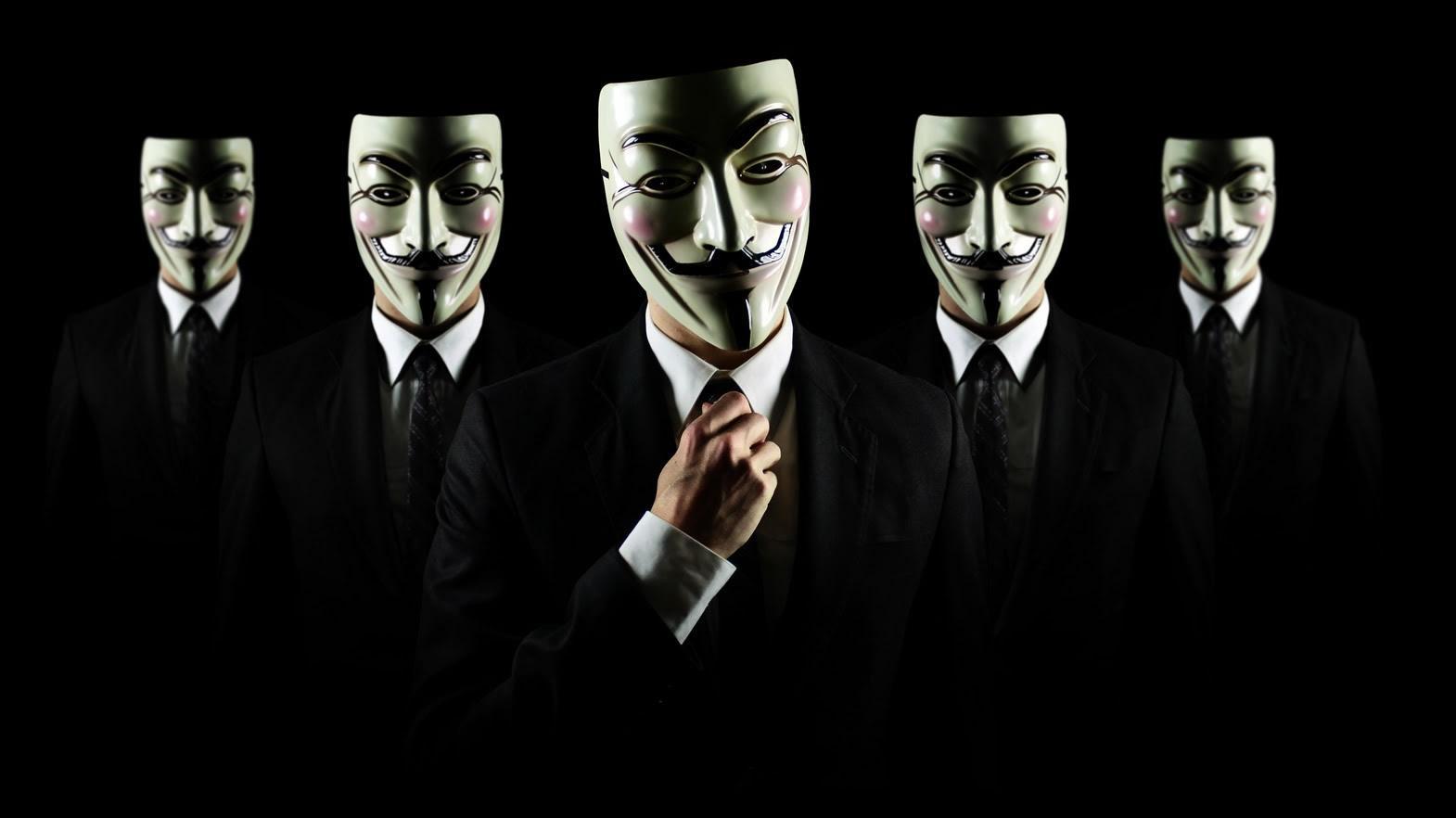Το μήνυμα των Anonymous για τη Χρυσή Αυγή