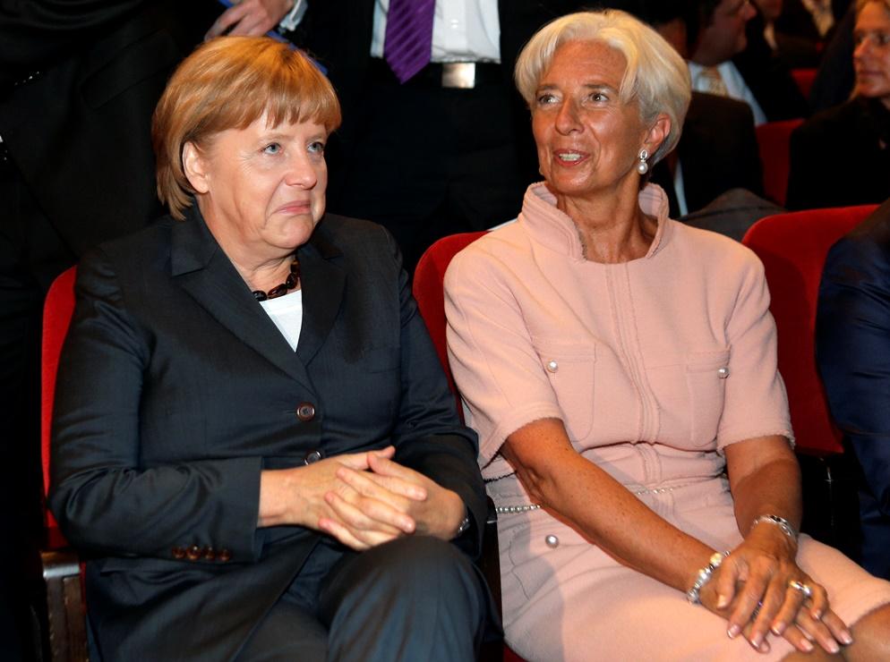 «Πόλεμος» δηλώσεων ΔΝΤ – Ευρωπαίων για το ελληνικό χρέος