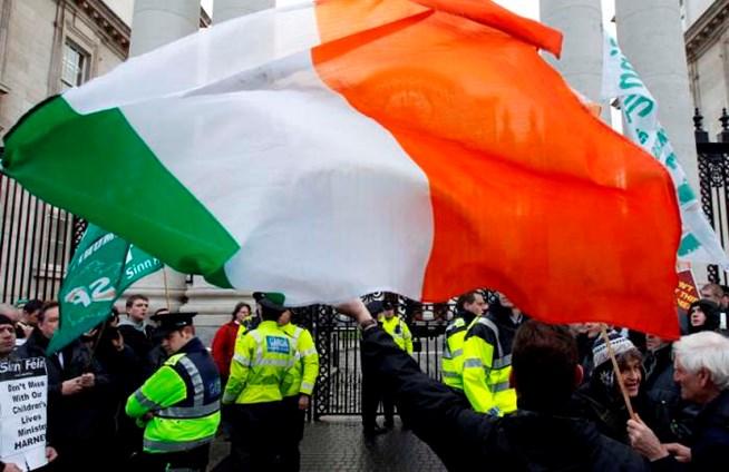 Η Ιρλανδία πετυχαίνει τους στόχους της