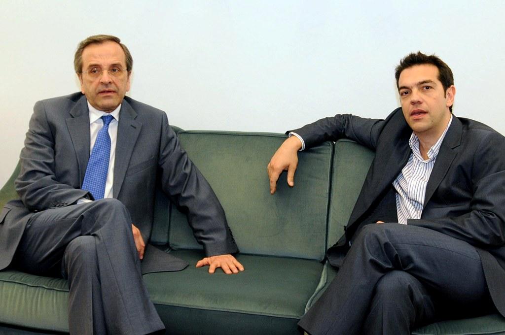 H ΝΔ προηγείται του ΣΥΡΙΖΑ κατά 1,3% σε νέα δημοσκόπηση της Rass