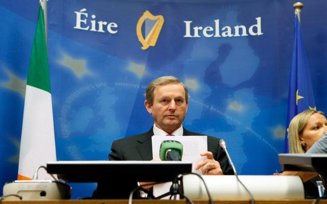 Η Ιρλανδία στο επίκεντρο του Eurogroup