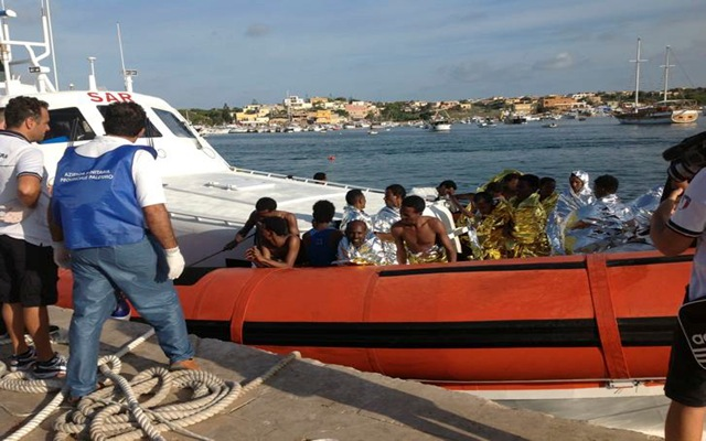 Στρατιωτική περιπολία στη Μεσόγειο ξεκινά η Ιταλία